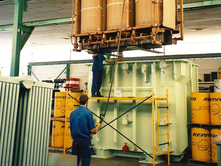 Transformadores Molina - Reparación de transformadores 10