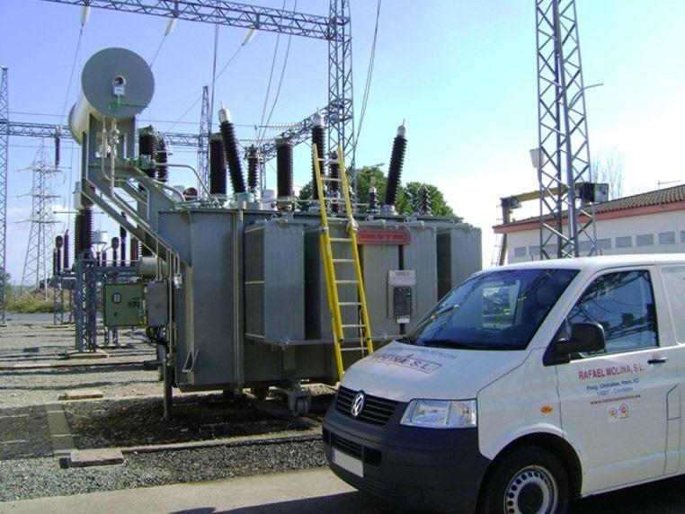 Molina Talleres Electrotécnicos transformadores de potencia 3