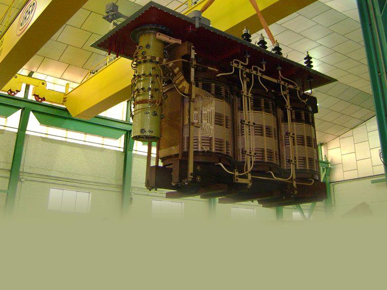 Transformadores Molina - Reparaciones de transformadores