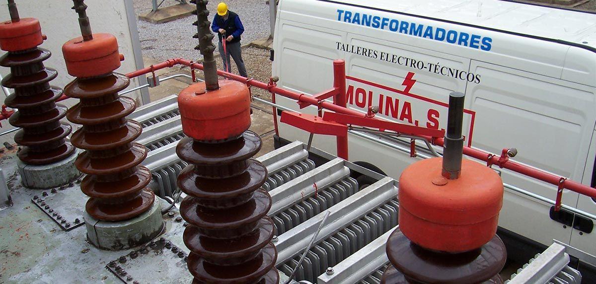 Tranformadores Molina - Servicios