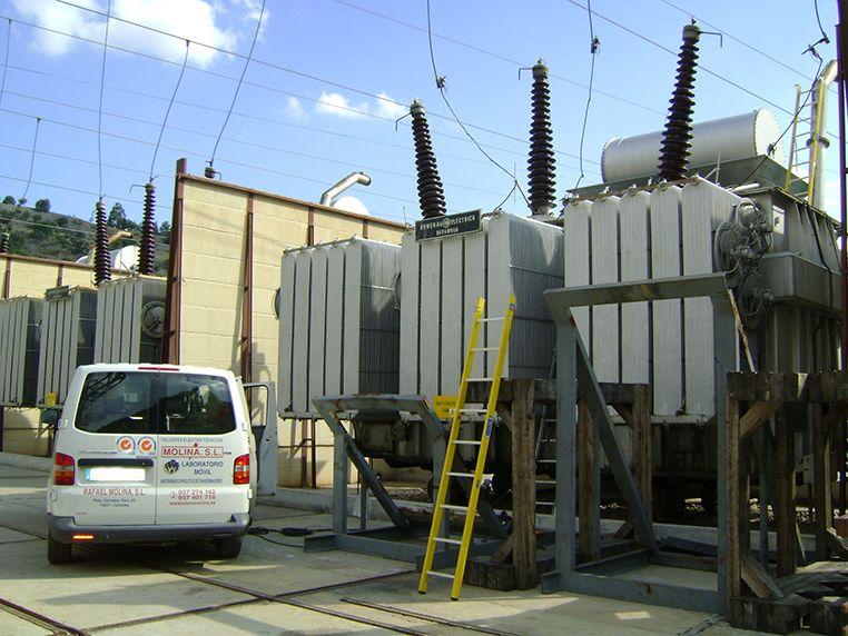 Molina Talleres Electrotécnicos transformadores de potencia 5