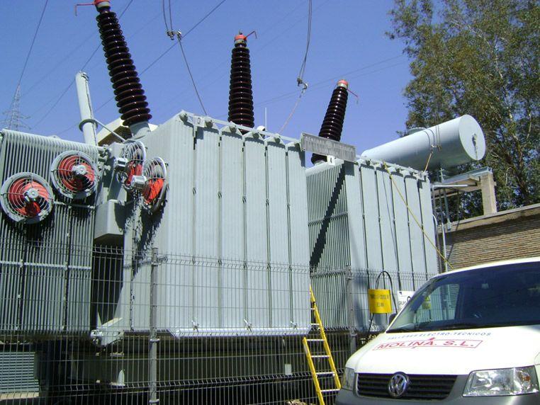 Molina Talleres Electrotécnicos transformadores de potencia 2