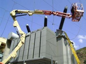 montaje transformadores de potencia
