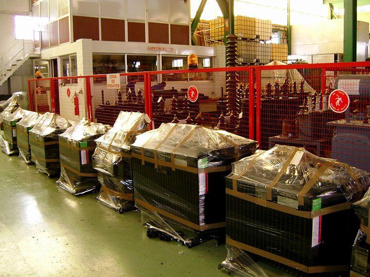 Transformadores Molina - Alquiler y venta de transformadores