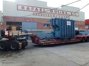 Transformadores Molina - Clientes