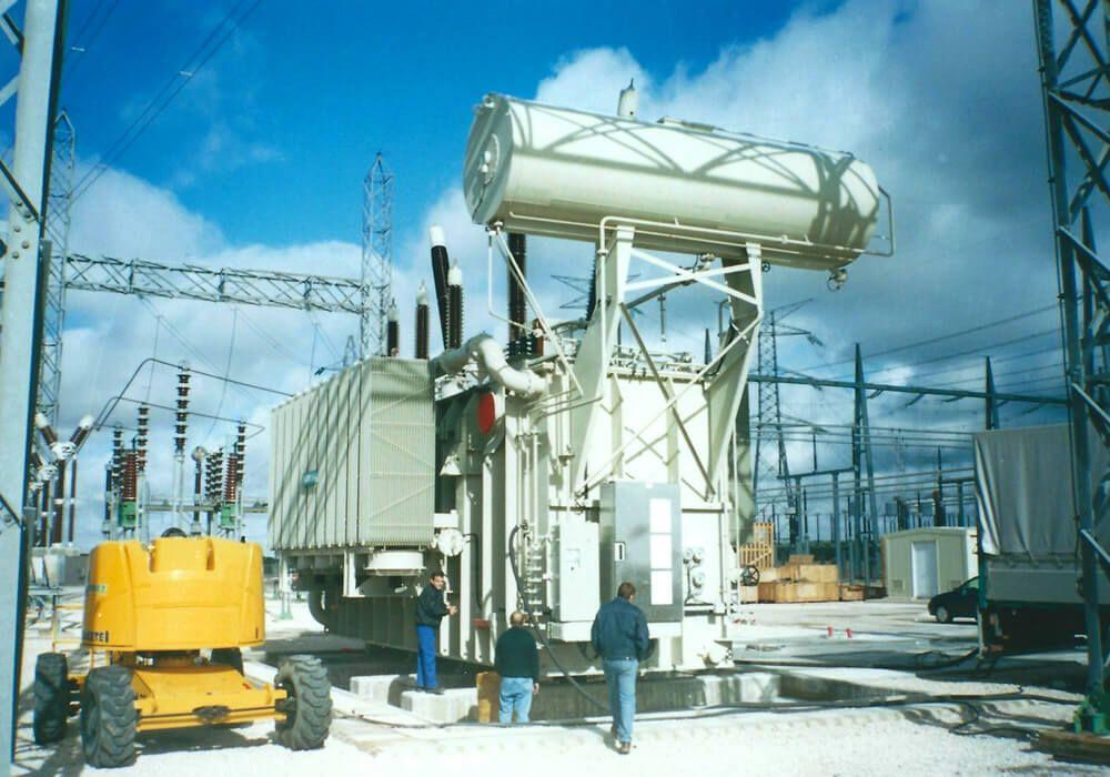 transformadores molina montaje transformadores potencia 17 - Montaje de transformadores de potencia