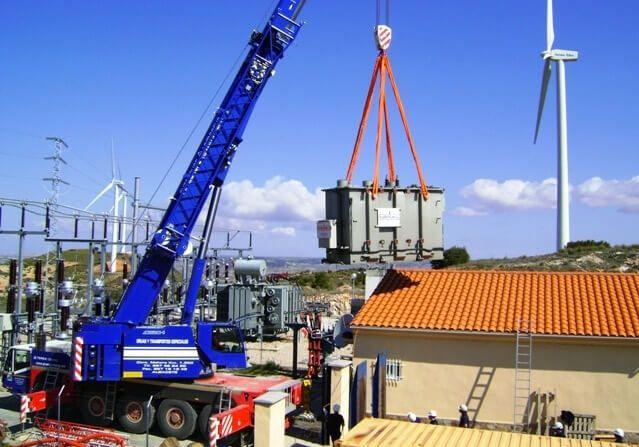 transformadores molina montaje transformadores potencia 19 - Montaje de transformadores de potencia