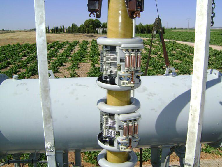Transformadores Molina - Revisión reguladores en carga 2