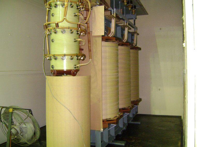 Transformadores Molina - Revisión reguladores en carga 5
