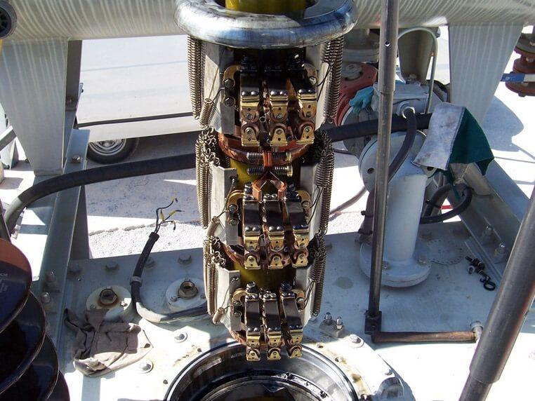 Transformadores Molina - Revisión reguladores en carga 6