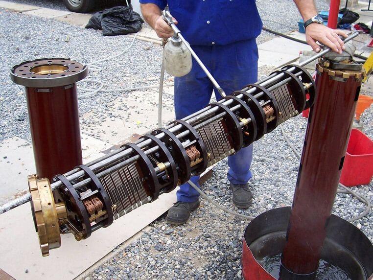 Transformadores Molina - Revisión reguladores en carga 8